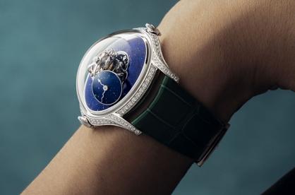 MB&F Legacy Machine FlyingT Lapis Lazuli: Tôn vinh tầm ảnh hưởng của phái nữ trong cuộc sống