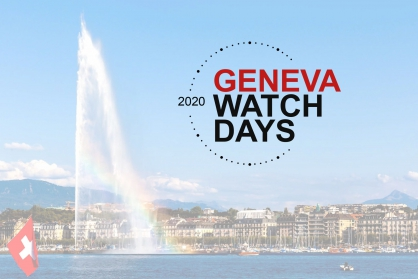 Geneva Watch Days 2020 sẽ là sự kiện thay thế cho SIHH và Baselworld