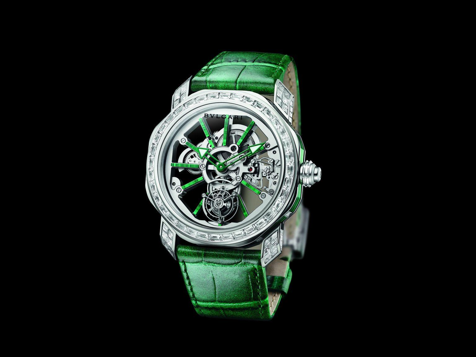 Những tạo tác đồng hồ mới đậm tính biểu tượng của Bvlgari trong năm 2020
