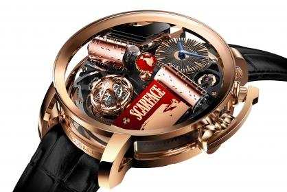 Jacob & Co. ra mắt mẫu đồng hồ Opera Scarface 2020 trị giá 360.000 usd