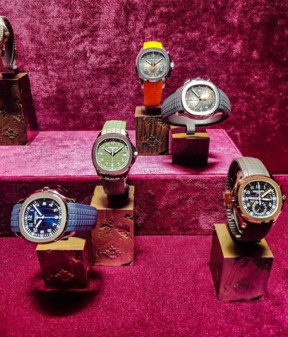 Điểm mặt loạt đồng hồ đáng chú ý nhất tại Triển lãm Nghệ thuật Đồng hồ Patek Philippe 2019