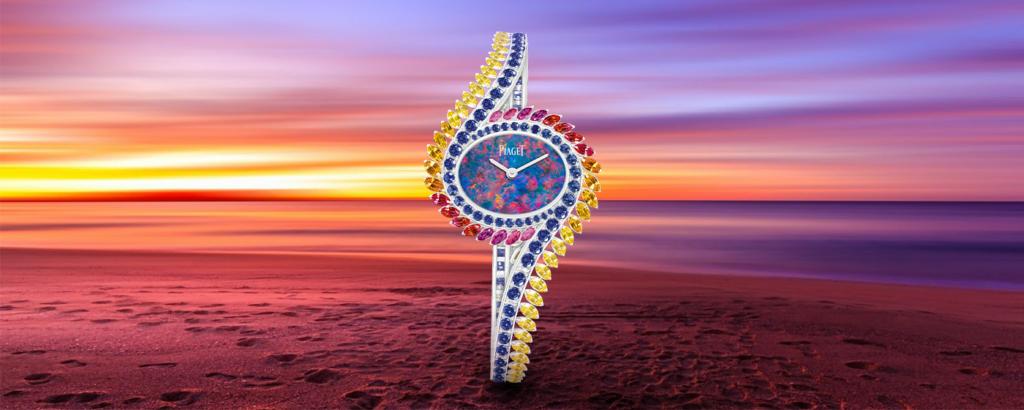 Piaget Limelight Gala High Jewellery Black Opal: Sự kì diệu của sự phi thường