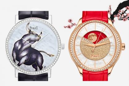 Piaget ra mắt tuyệt phẩm đồng hồ chào đón năm Tân Sửu và Tết Nguyên Đán