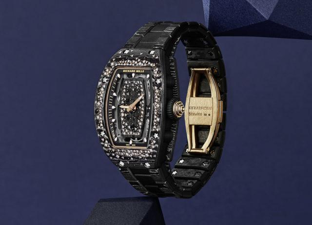 Richard Mille bổ sung hai mẫu đồng hồ mới của RM 07-01 Automatic: Đẹp tựa tinh cầu giữa vũ trụ