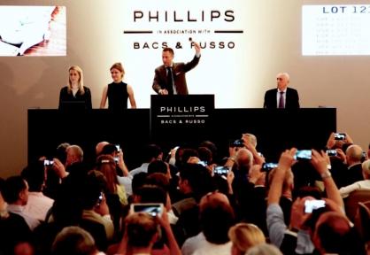 Richard Mille, Urwerk, FP Journe và nhiều thương hiệu đồng hồ độc lập khác sẽ góp mặt trong phiên đấu giá đồng hồ hiện đại của Phillips