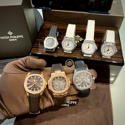 Tìm hiểu về Aquanaut - Chiếc đồng hồ đa năng nhất của Patek Philippe (Phần 1)