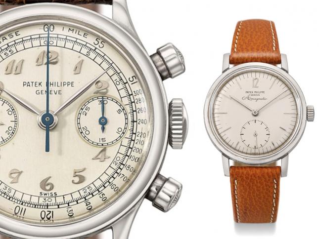 Top 10 mẫu đồng hồ Patek Philippe đáng khao khát nhất hiện nay theo Christie's (Phần 1)