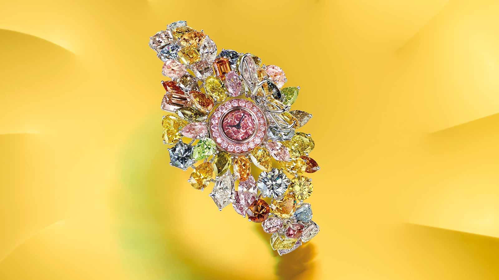 """Top 3 tuyệt tác đồng hồ trang sức xứng danh """"nữ hoàng sắc đẹp"""""""