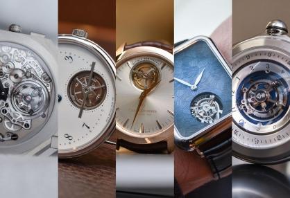 Tourbillon: trái tim nhỏ làm nên giá trị của những chiếc đồng hồ đẳng cấp thế giới