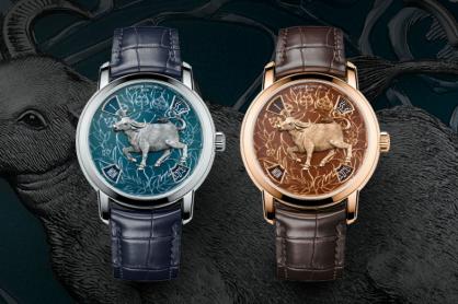 Vacheron Constantin ra mắt đồng hồ ấn tượng và độc đáo chào đón năm 2021