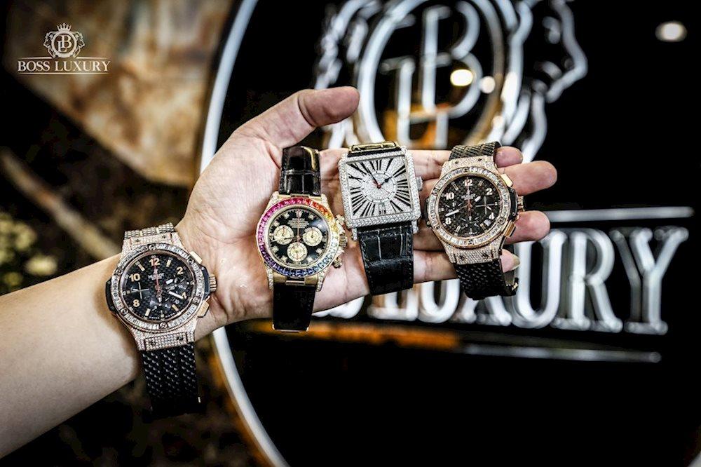 Mua đồng hồ cao cấp ở đâu uy tín?