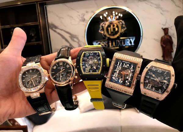 Boss Luxury – Địa chỉ mua đồng hồ Patek Philippe chính hãng tốt nhất thị trường