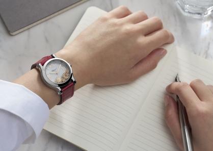 Chopard ra mắt phiên bản đặc biệt kỉ niệm 40 năm thành lập The Hour Glass