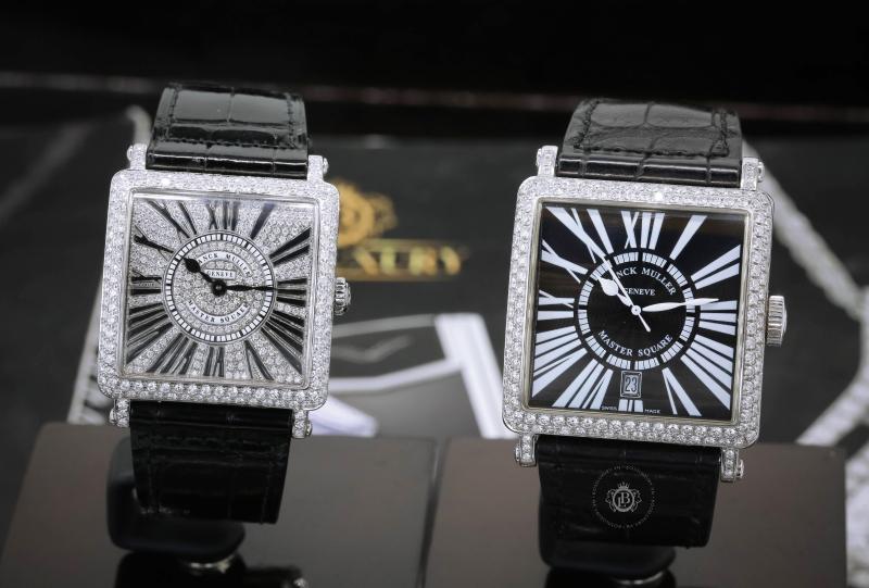 Boss Luxury - Địa chỉ mua đồng hồ Franck Muller chính hãng uy tín