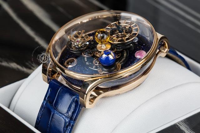 """Chuyên gia Boss Luxury giải thích """"Vì sao nên lựa chọn đồng hồ cơ?"""""""