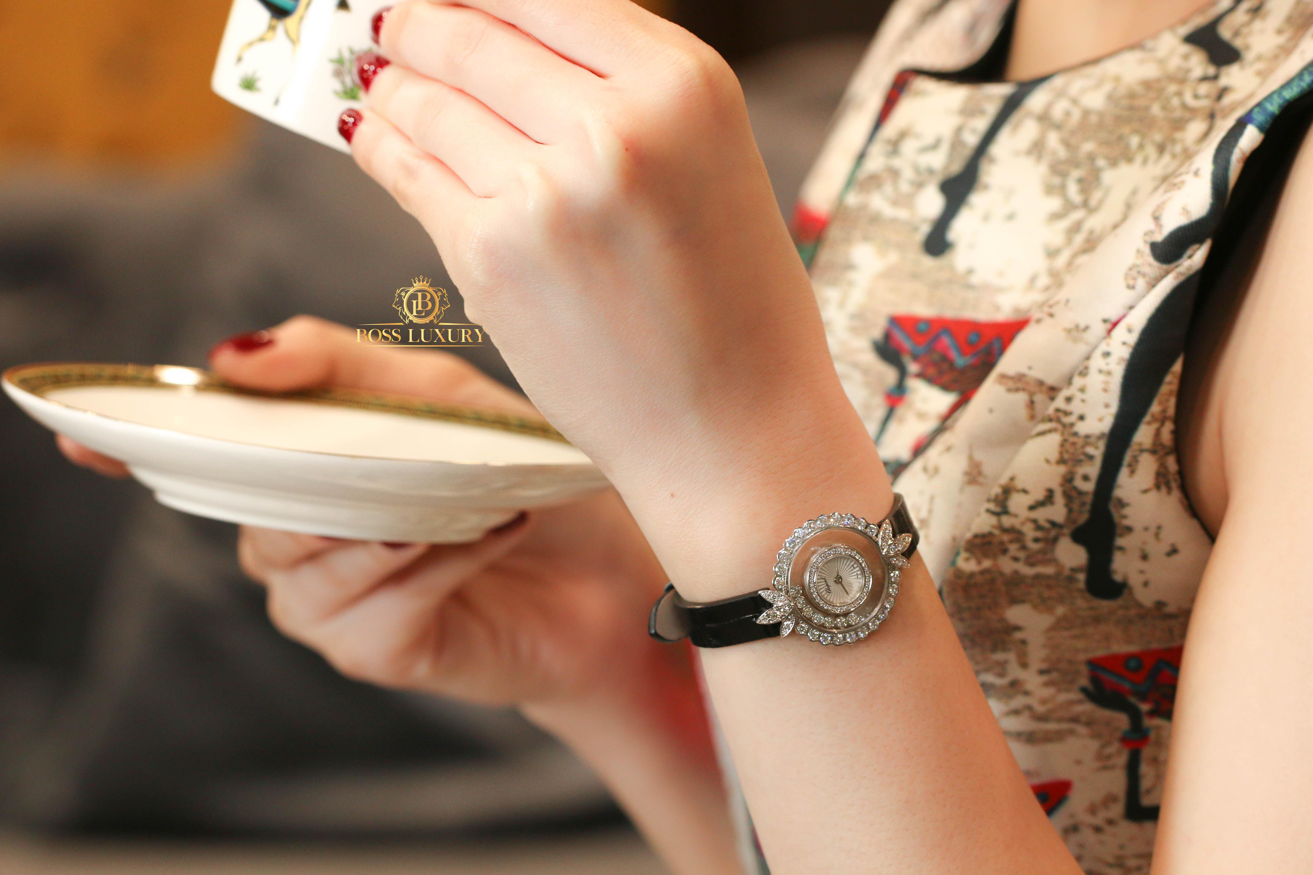 Gợi ý những mẫu đồng hồ dành cho các cô nàng nữ tính