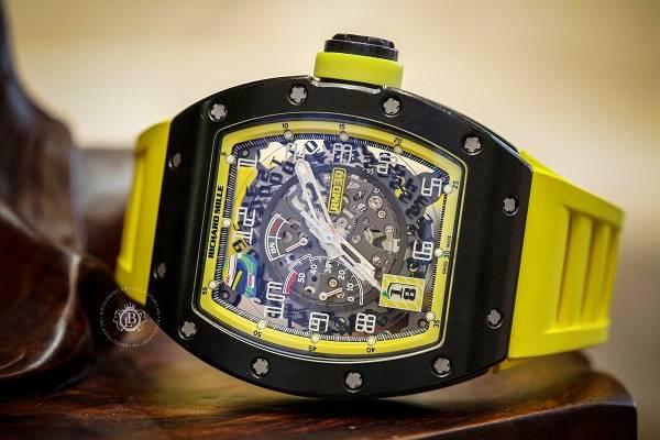 Boss Luxury – Địa chỉ mua đồng hồ Richard Mille chính hãng tốt nhất thị trường