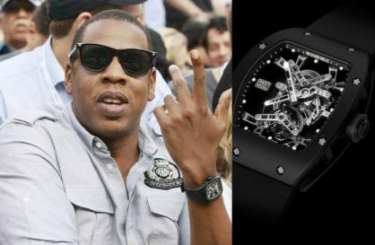 Top 5 mẫu đồng hồ Richard Mille được các sao thế giới ưa thích