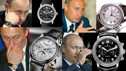 Khám phá cỗ máy thời gian của những người đàn ông quyền lực nhất thế giới