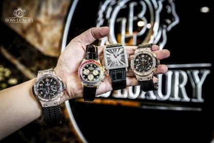 Top 5 mẫu đồng hồ đắt nhất Việt Nam có mặt tại Boss Luxury