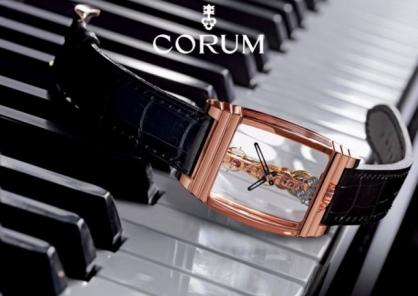 Lịch sử thương hiệu đồng hồ Corum