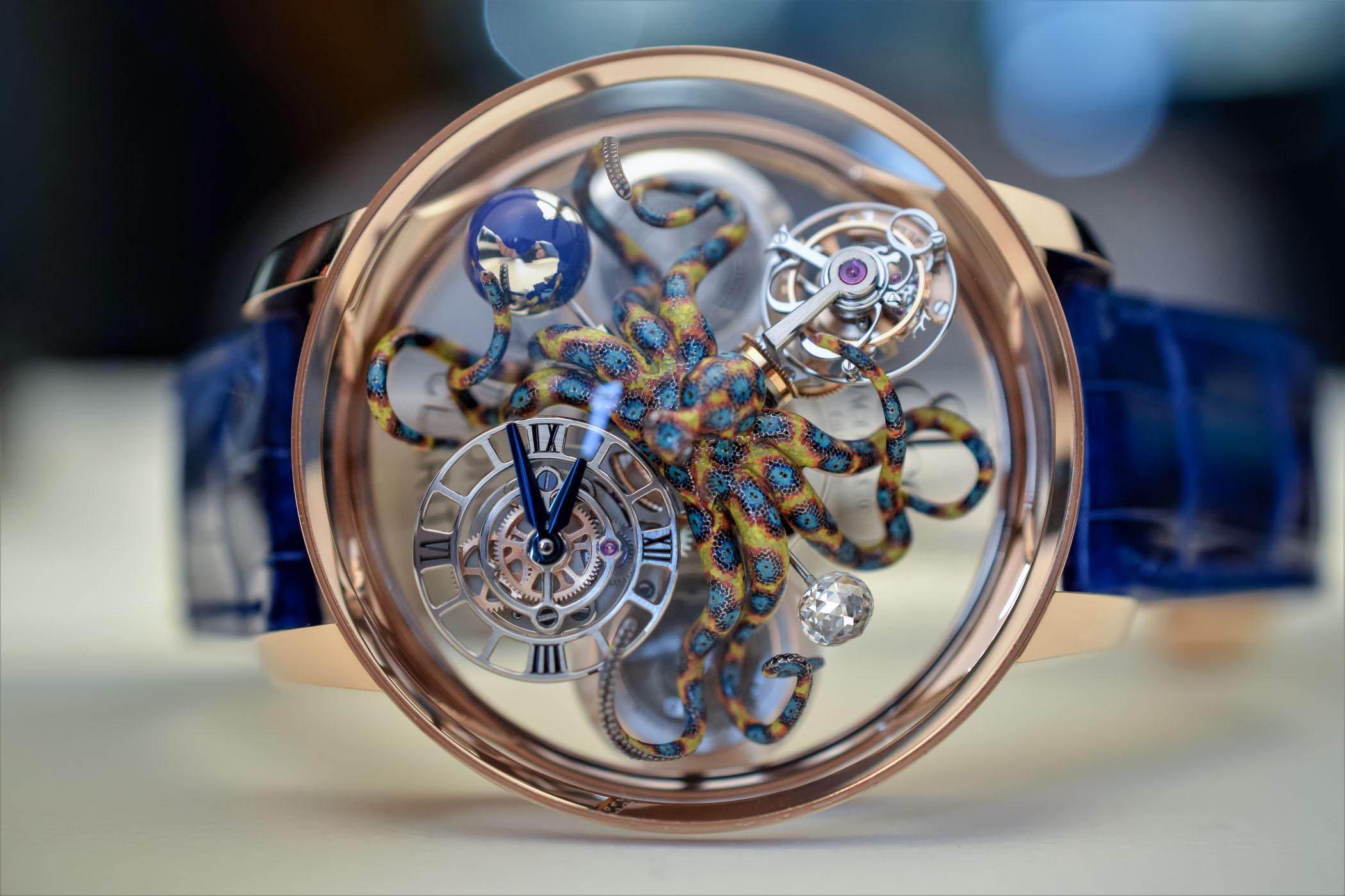 Lịch sử thương hiệu đồng hồ Jacob & Co