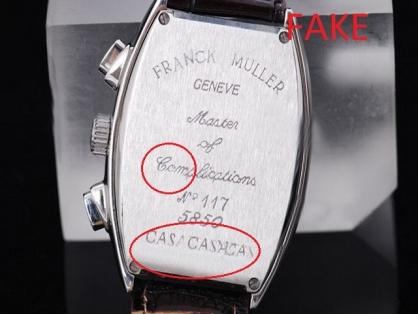 Phân biệt đồng hồ Franck Muller thật – giả