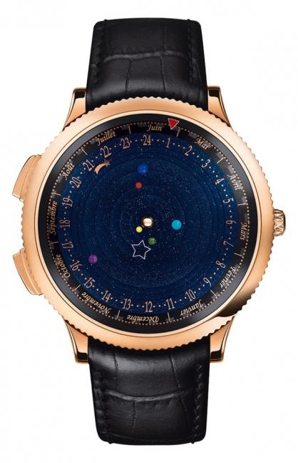 Cận cảnh chiếc đồng hồ có giá 5 tỉ đồng