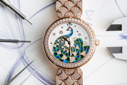 Choáng ngợp với vẻ đẹp lộng lẫy của TOP 5 đồng hồ trang sức cao cấp dành cho phái đẹp