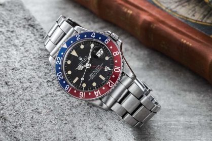 Lịch sử đồng hồ Rolex GMT-Master và những câu chuyện chưa từng kể