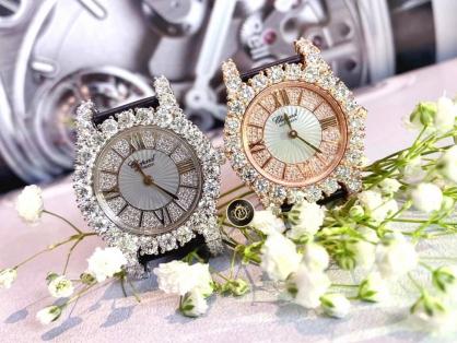 Bật mí 5 mẫu đồng hồ nữ đính kim cương tuyệt đẹp tại Boss Luxury