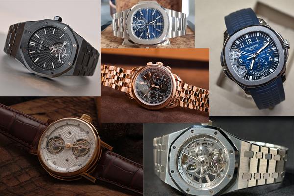 Top 7 mẫu đồng hồ được khao khát sở hữu bậc nhất bởi phái mạnh