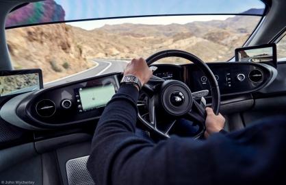 Richard Mille và McLaren đánh dấu lần hợp tác thứ 5 với chiếc đồng hồ mới RM 40-01 Automatic Tourbillon McLaren Speedtail