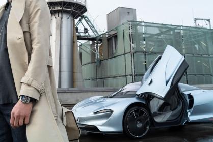 5 đồng hồ lấy cảm hứng từ ô tô hàng đầu năm 2021