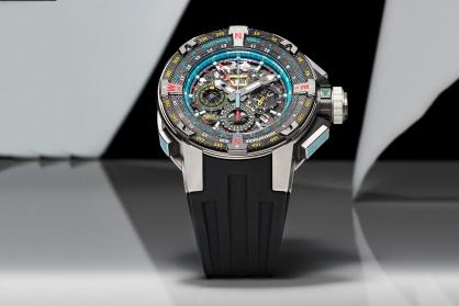 Richard Mille giới thiệu đồng hồ RM 60-01 Regatta Les Voiles de St Barth mới phiên bản giới hạn