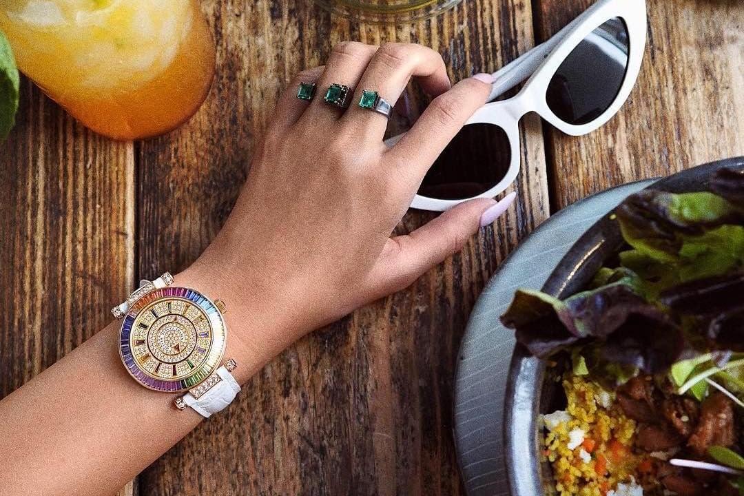 Boss Luxury gợi ý 5 mẫu đồng hồ Franck Muller sắc màu rực rỡ dành cho cô nàng cá tính, năng động
