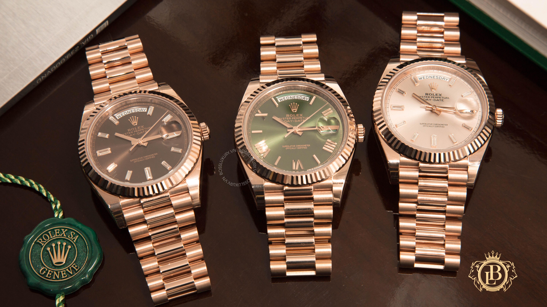 3 lý do tại sao bạn lại nên mua một chiếc đồng hồ Rolex