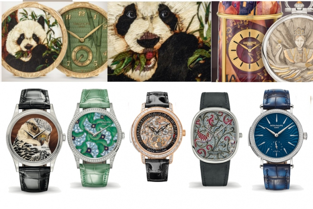 """Patek Philippe khai mạc triển lãm """"Rare Handcrafts"""" tại Geneva với những chiếc đồng hồ độc nhất vô nhị, cùng với đó là sự ra mắt đồng hồ mới"""