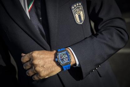Khám phá đồng hồ của các huấn luyện viên bóng đá Euro 2020