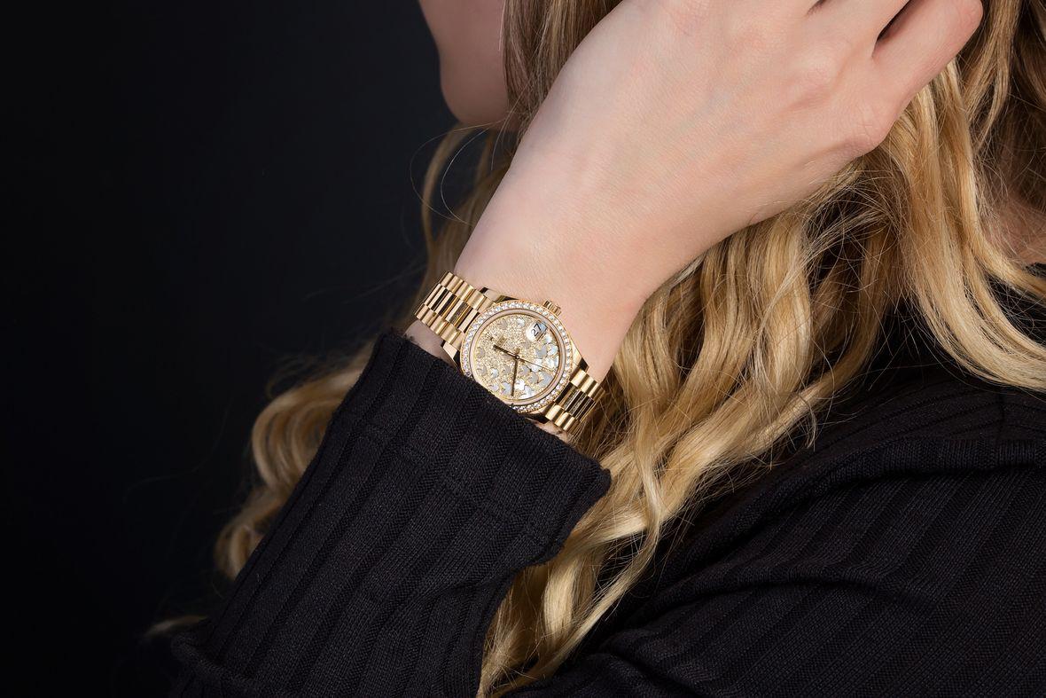 Boss Luxury gợi ý 7 mẫu đồng hồ Rolex đáng sở hữu nhất dành cho phái đẹp