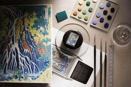 Jaeger-LeCoultre Reverso Tribute Enamel Hokusai