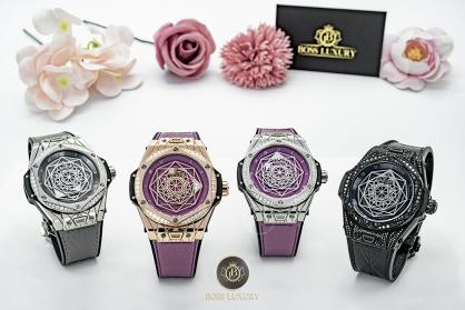 Bật mí 3 mẫu đồng hồ Hublot cực kỳ lý tưởng dành cho phái đẹp