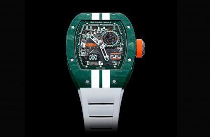 Richard Mille ra mắt đồng hồ RM 029 Le Mans Classic phiên bản giới hạn hoàn toàn mới
