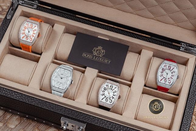 Gợi ý 4 mẫu đồng hồ cao cấp ấn tượng nhất dành cho các cô nàng cá tính năng động