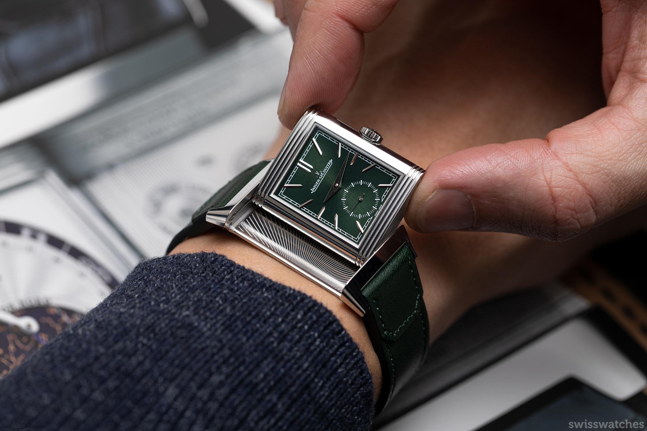 Top 5 đồng hồ hình chữ nhật đáng mua nhất dành cho các quý ông