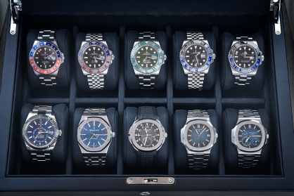 5 mẫu đồng hồ cao cấp được các nhà sưu tầm khao khát sở hữu bậc nhất trong năm 2021