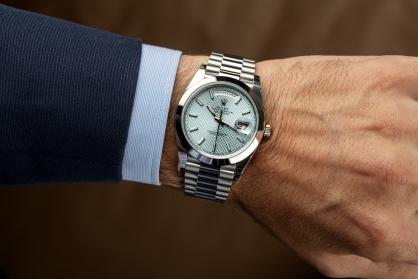 Top 10 đồng hồ 'Bạch kim' được yêu thích nhất hiện nay