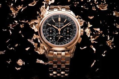 Nâng tầm phong cách với 8 mẫu đồng hồ vàng nguyên khối tại Boss Luxury