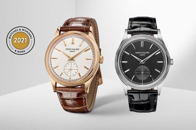 Patek Philippe tiếp tục khuấy đảo Watches and Wonders 2021 với 5 mẫu đồng hồ mới