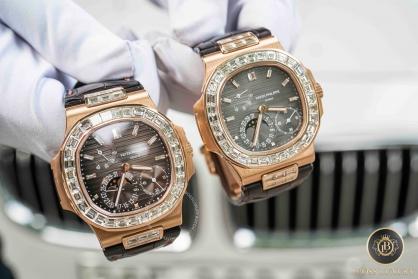 Top 3 đồng hồ Patek Philippe Nautilus được khao khát sở hữu bậc nhất tại Boss Luxury